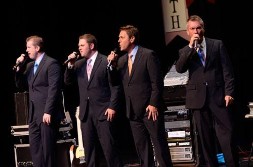 The LeFevre Quartet...