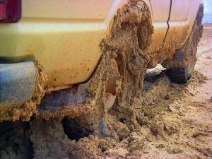 Stuck-mud