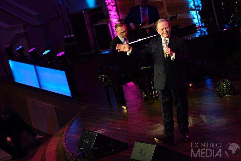 Hymn Sing Taping at Indian Trail Baptist Church » Lynn's